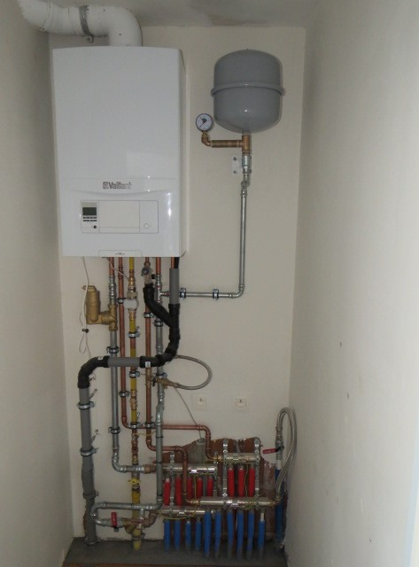 Domestic Technics Deinze | verwarmingsketel5