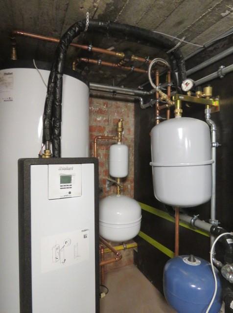 Domestic Technics Deinze | verwarmingsketel2
