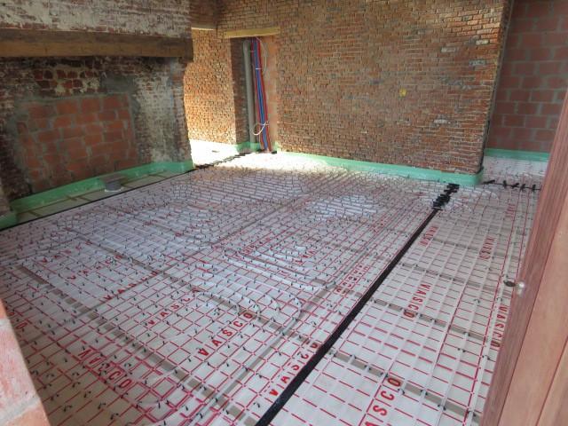 Domestic Technics Deinze | vloerverwarming